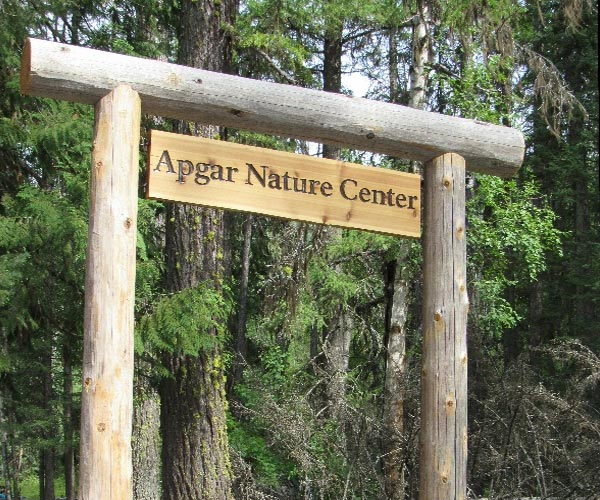 Glacier National Park - Apgar Nature Center